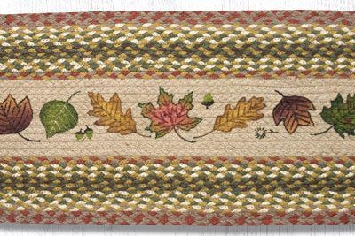Autumn Leaves 68-024AL Runner 13x36