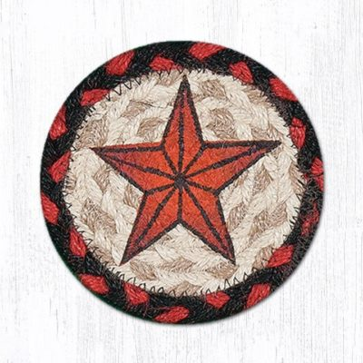 Barn Stars 31-IC019BS Individual Coaster 5x5
