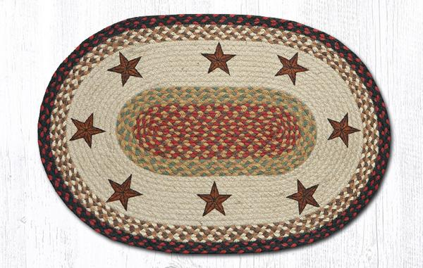 Barn Stars 65-019BS 20x30 Oval