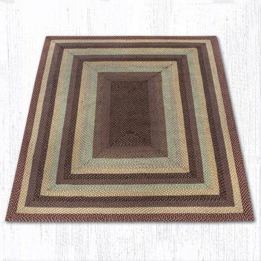 Burgundy Gray Cream 28-357 Rectangle 8'x10'