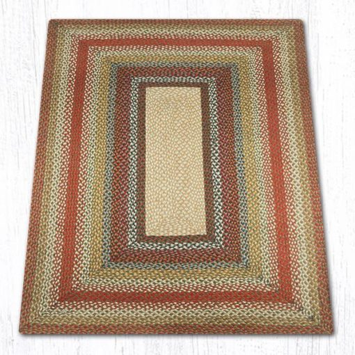 Honey Vanilla Ginger 26-300 Rectangle 4'x6'