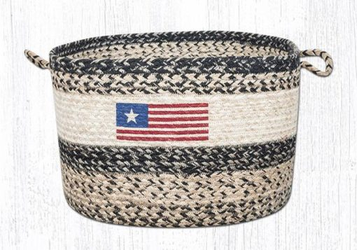 Original Flag 38-UBPLG91032OF Large Utility Basket 17x11