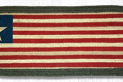 Original Flag 68-1032 Oval Runner 13x36
