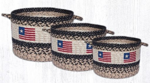 Original Flag UBP9-1032 Utility Baskets 3 Sizes