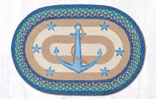 Anchor Stars 65-433AS 20x30 Oval