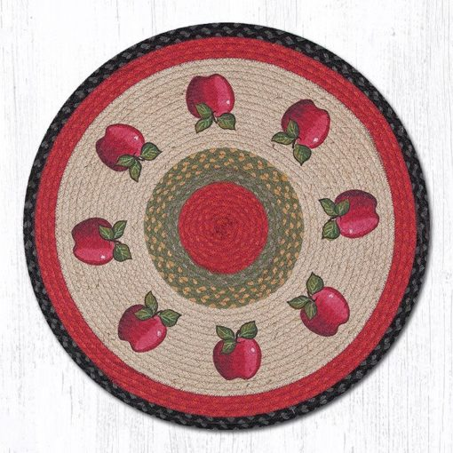 Apple 66-238A Round Area Rug 27x27