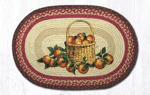 Apple Basket 65-307AB Oval 20x30