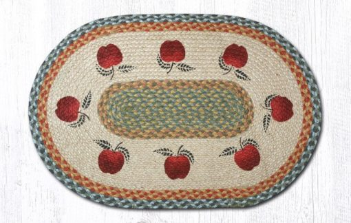 Apples 65-042A Oval 20x30