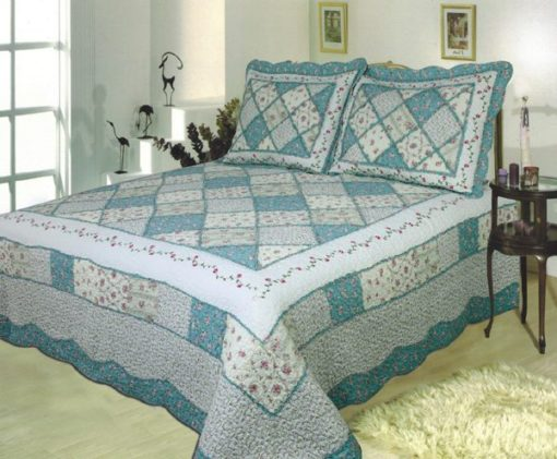 Ashley Blue Quilt