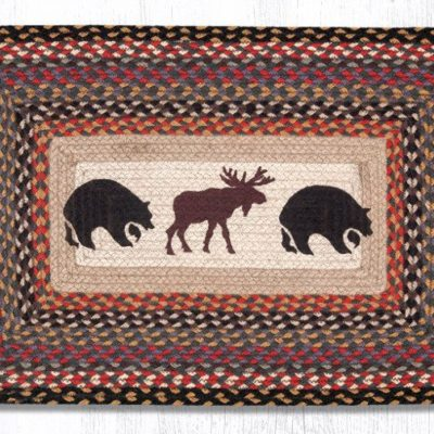 Bear Moose 67-043BM Rectangle 20x30