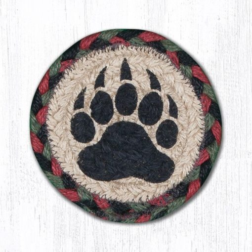 Bear Paw 31-IC081BP Round Individual Coaster 5x5