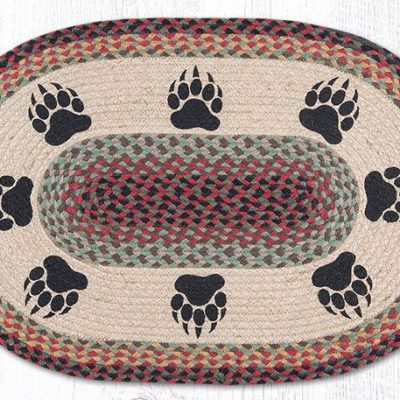 Bear Paw 65-081BP Oval 20x30
