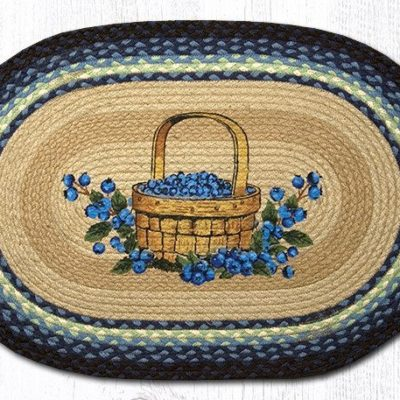 Blueberry Basket 65-312BB Oval 20x30