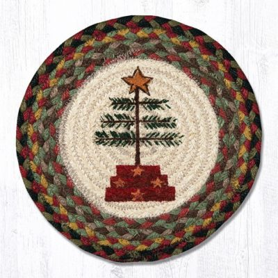 Feather Tree 80-081FT Round Trivet 10x10