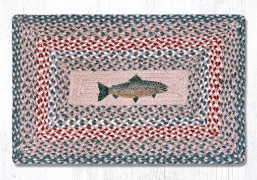 Fish 67-009F Rectangle 20x30