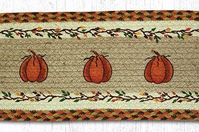 Harvest Pumpkin 49-ST222HP Oval Stair Tread 27x8.25