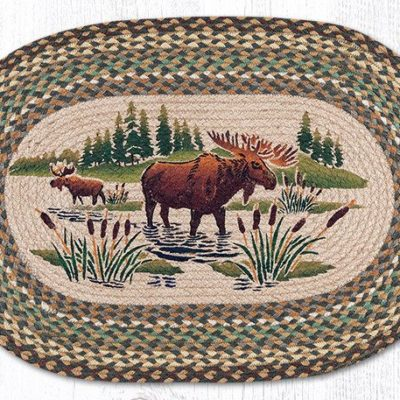Moose Wading 65-051MW Oval 20x30