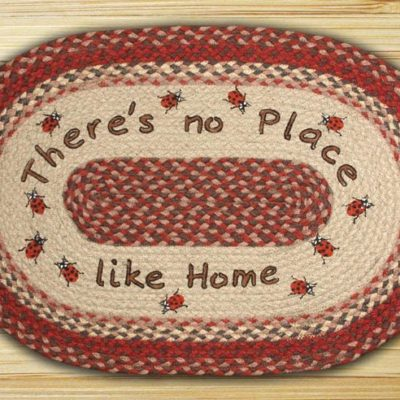 No Place Like Home 65-012NP Oval 20x30