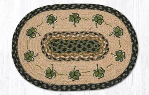 Shamrock 48-116S Oval Placemat 13x19