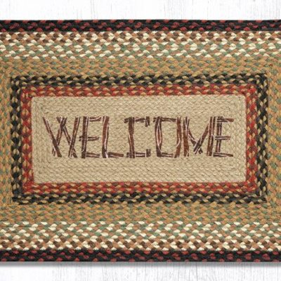 Welcome 67-019W Rectangle 20x30
