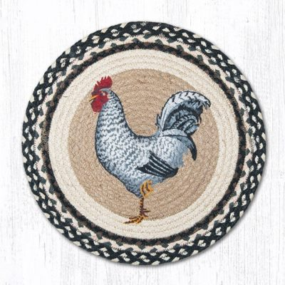 Rooster 49-CH430R Round Chair Pad 15.5x15.5