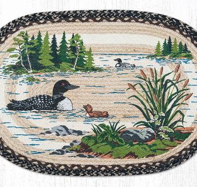 Loons 65-313L 20x30 Oval