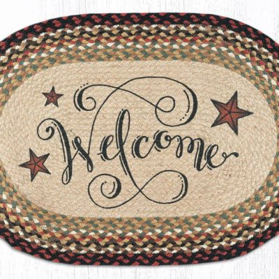 Welcome Barn Stars 65-319WBS 20 x 30 Oval