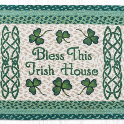 Bless This Irish House 67-116B Rectangle 20 x 30