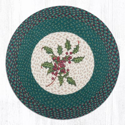 Holly 66-508H Round Area Rug 27 x 27