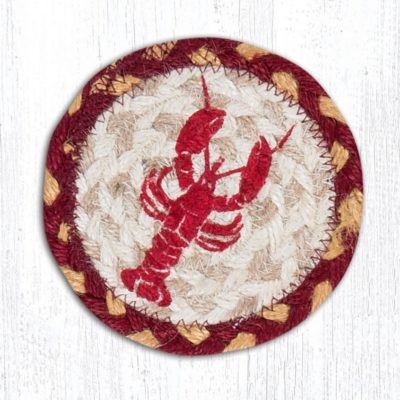 Lobster 31-IC357L Round Individual Coaster 5x5