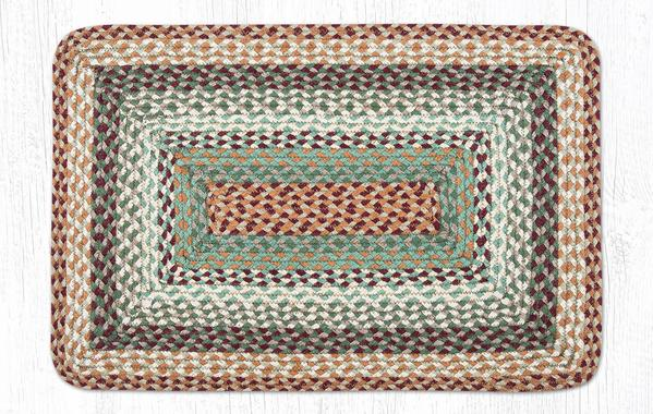 Buttermilk Cranberry 22-413 Rectangle Area Rug 20x30